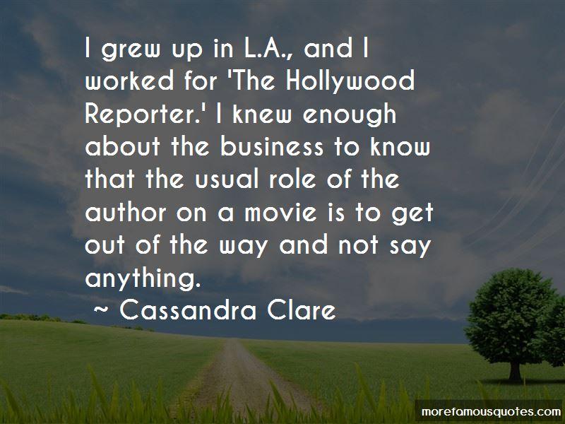 Cassandra Clare Quotes Pictures 2