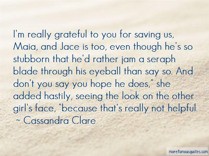 Cassandra Clare Quotes Pictures 3