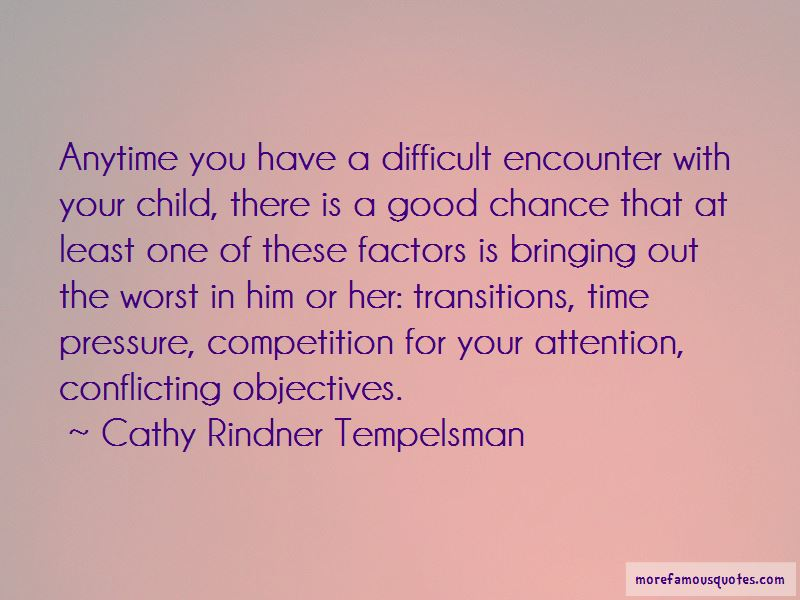 Cathy Rindner Tempelsman Quotes Pictures 2