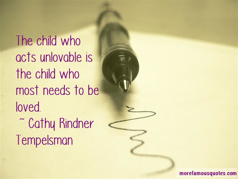 Cathy Rindner Tempelsman Quotes Pictures 4