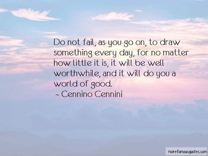 Cennino Cennini Quotes Pictures 2