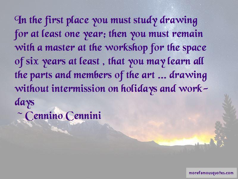 Cennino Cennini Quotes