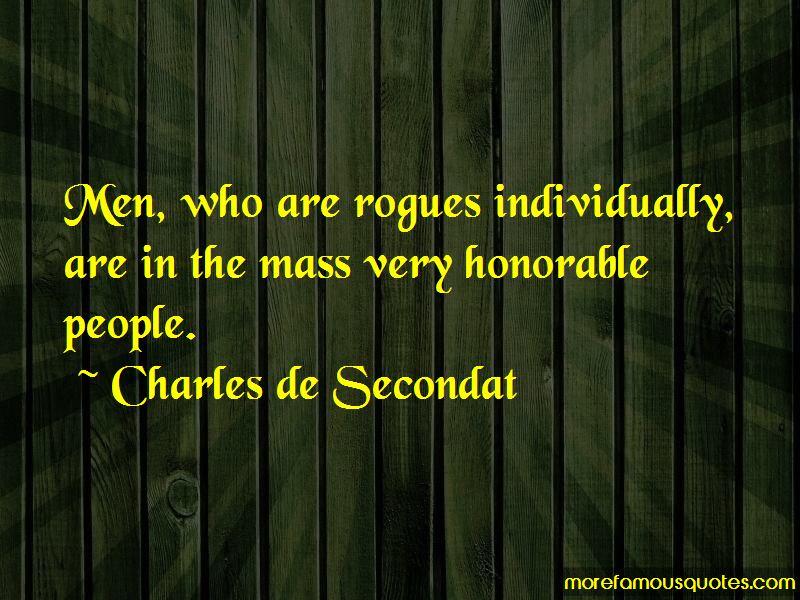 Charles De Secondat Quotes Pictures 3
