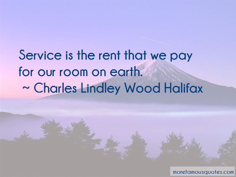 Charles Lindley Wood Halifax Quotes