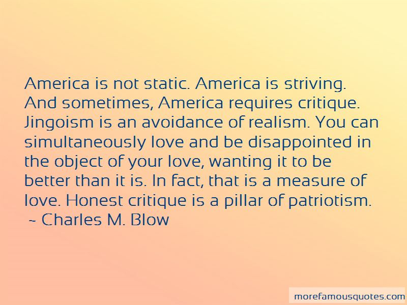 Charles M. Blow Quotes Pictures 2