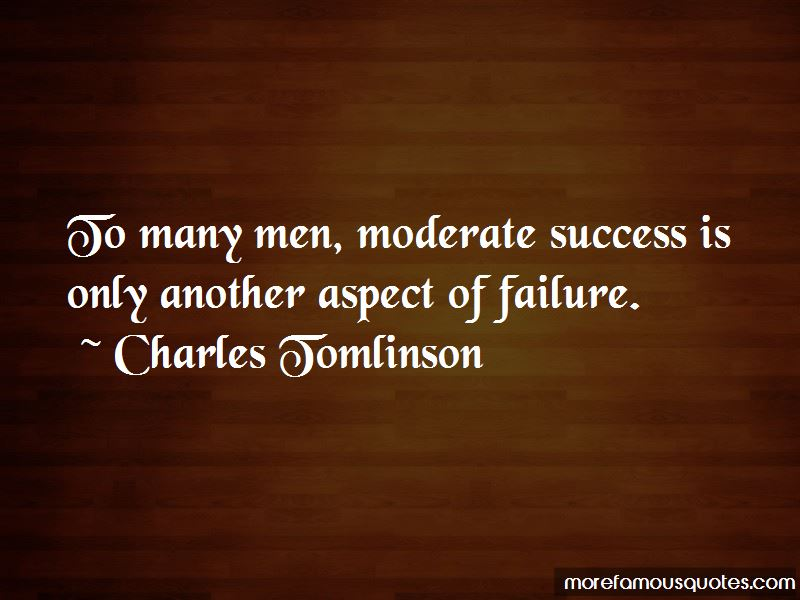 Charles Tomlinson Quotes Pictures 3