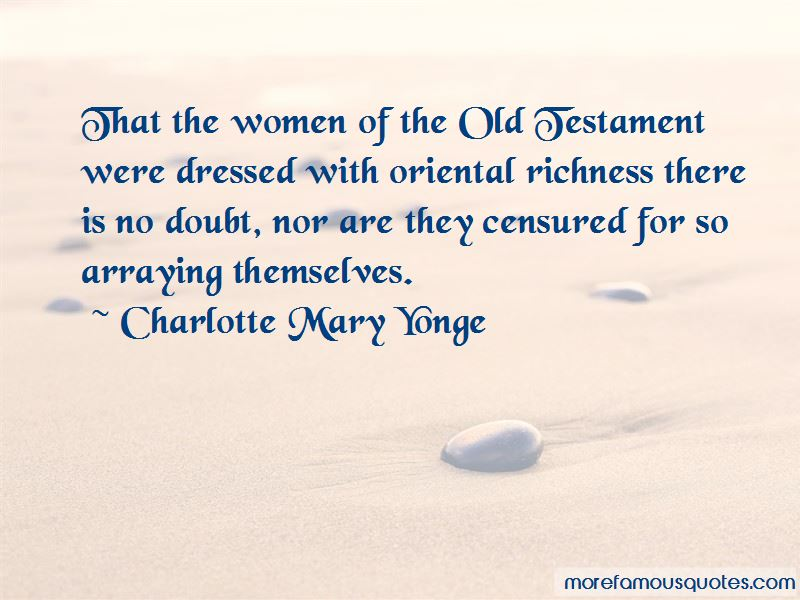 Charlotte Mary Yonge Quotes Pictures 3