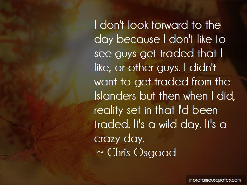 Chris Osgood Quotes