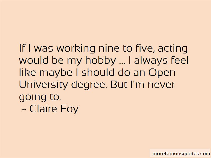 Claire Foy Quotes Pictures 2