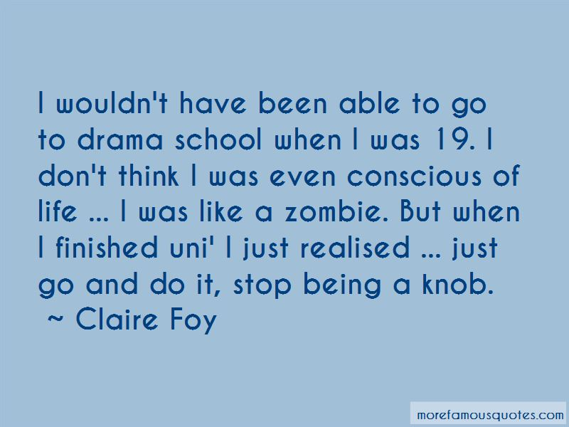 Claire Foy Quotes Pictures 3