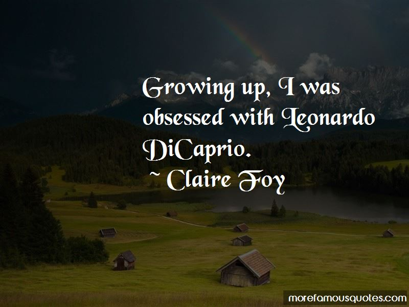 Claire Foy Quotes Pictures 4