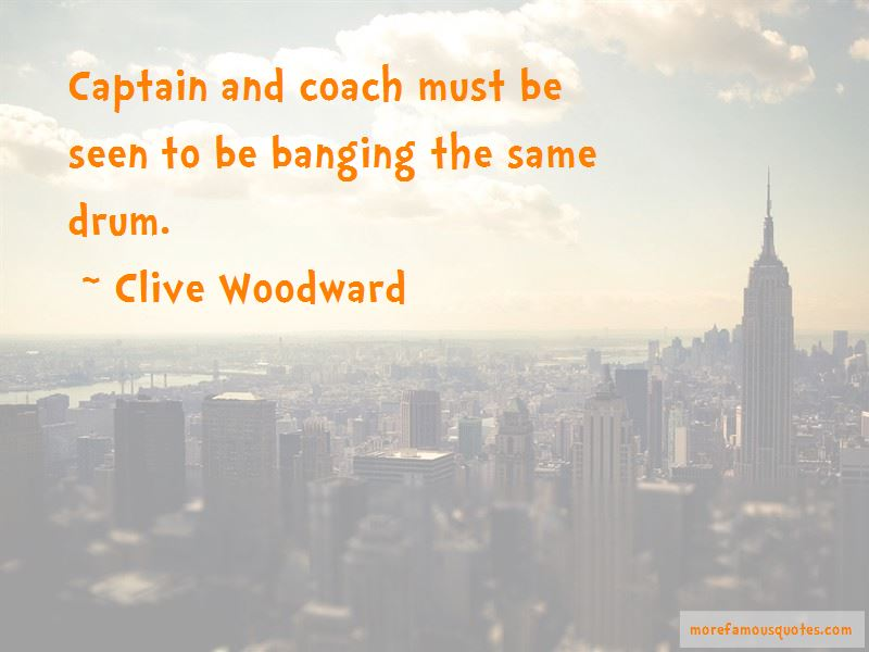 Clive Woodward Quotes Pictures 2