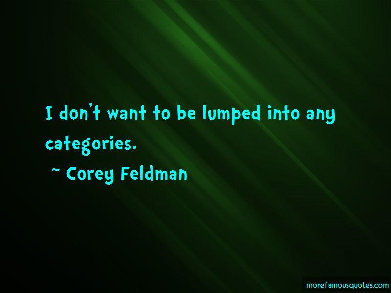 Corey Feldman Quotes Pictures 3