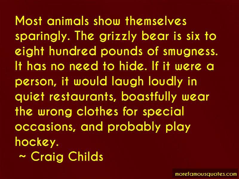 Craig Childs Quotes Pictures 2