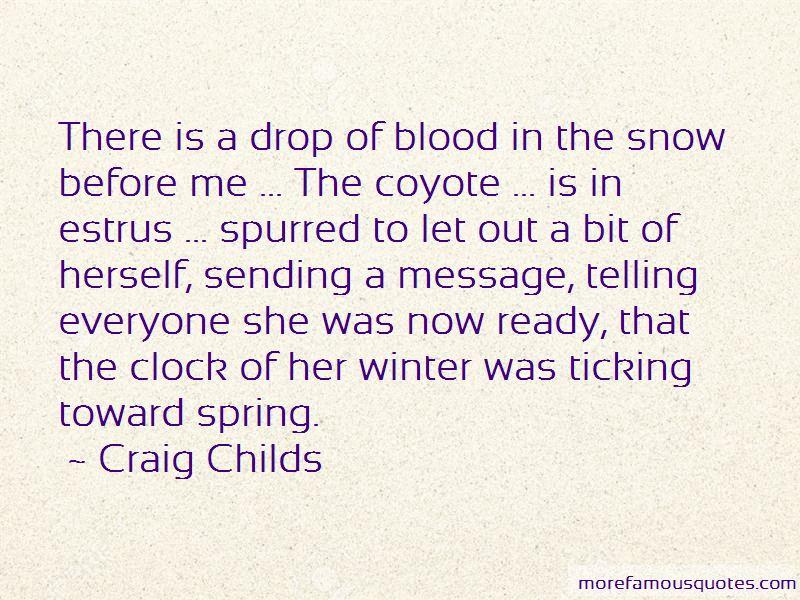 Craig Childs Quotes