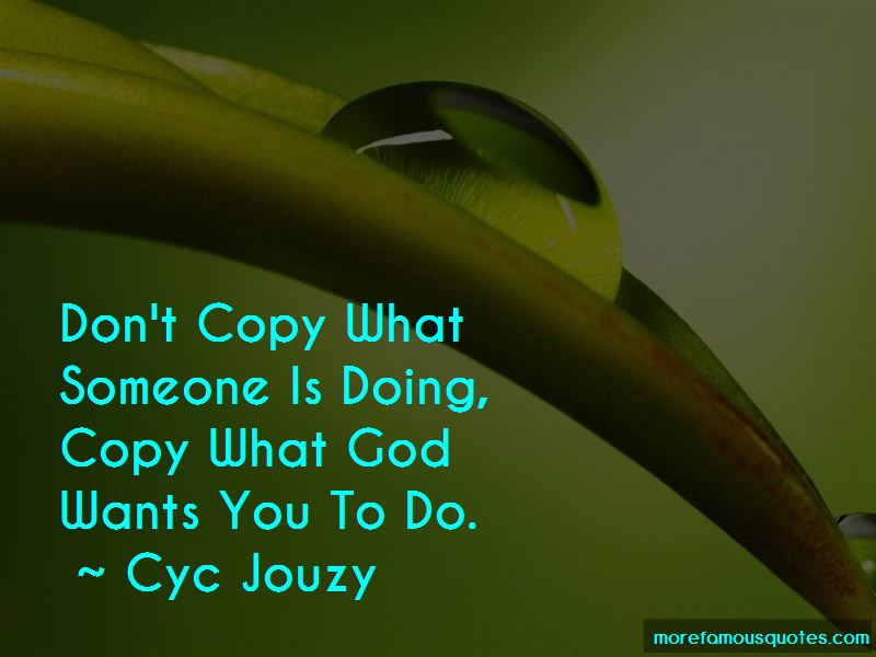 Cyc Jouzy Quotes Pictures 4