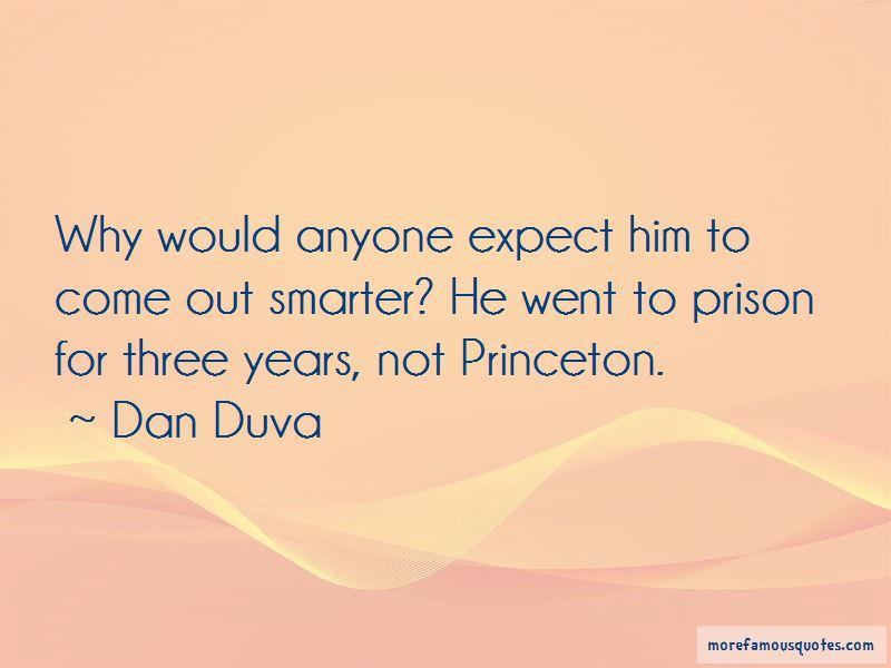 Dan Duva Quotes