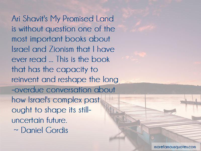 Daniel Gordis Quotes Pictures 2