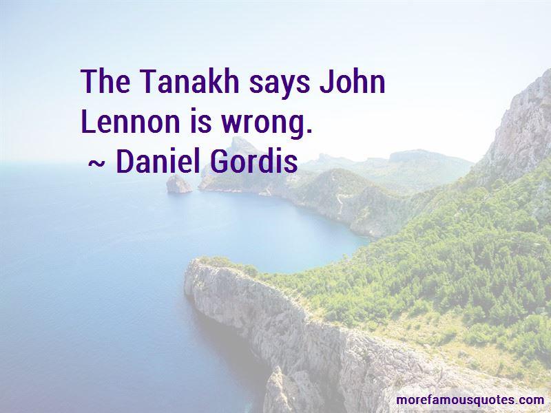 Daniel Gordis Quotes Pictures 3