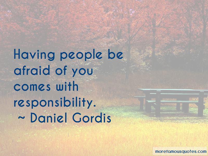 Daniel Gordis Quotes