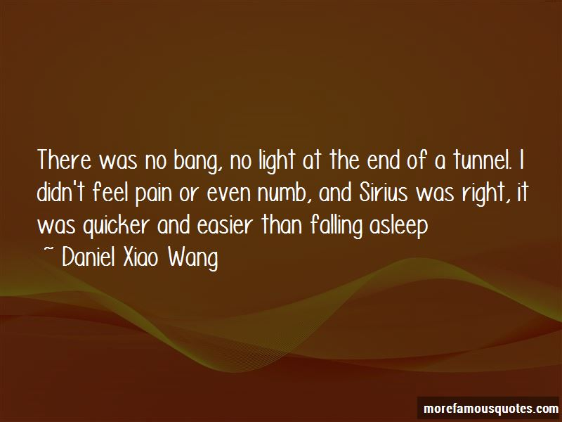 Daniel Xiao Wang Quotes Pictures 2