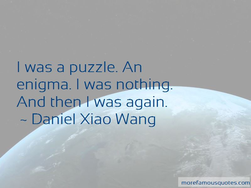 Daniel Xiao Wang Quotes Pictures 3