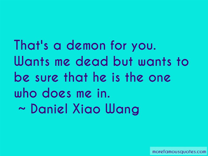 Daniel Xiao Wang Quotes Pictures 4