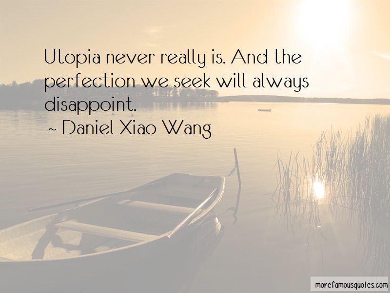Daniel Xiao Wang Quotes