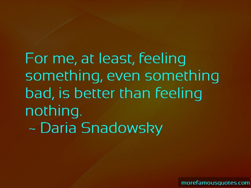 Daria Snadowsky Quotes Pictures 2