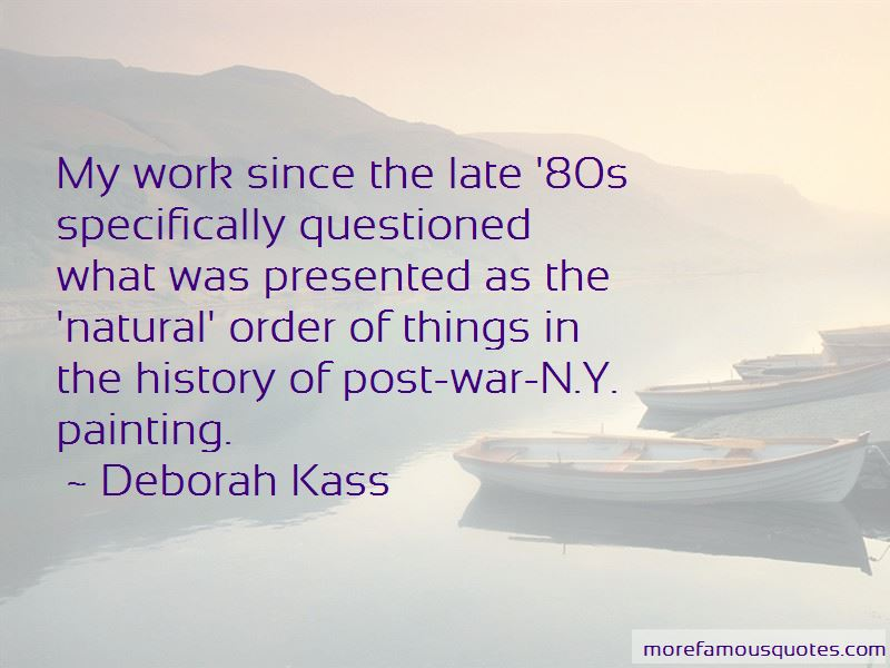 Deborah Kass Quotes Pictures 3