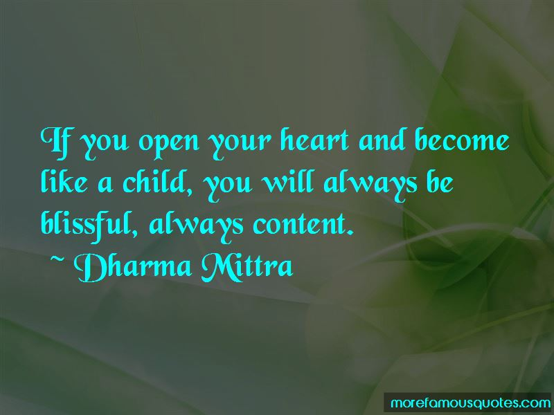 Dharma Mittra Quotes Pictures 3