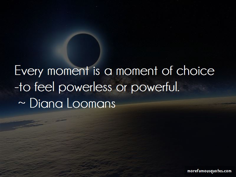 Diana Loomans Quotes Pictures 2