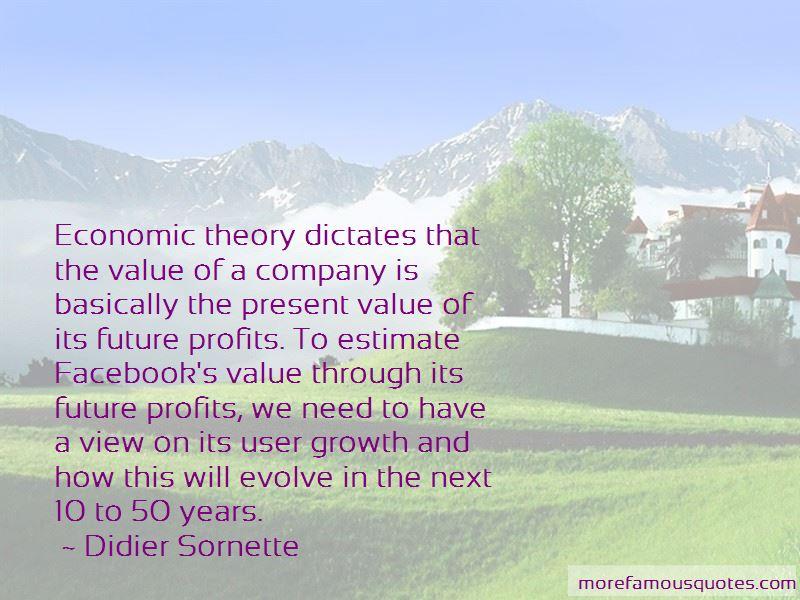 Didier Sornette Quotes Pictures 2