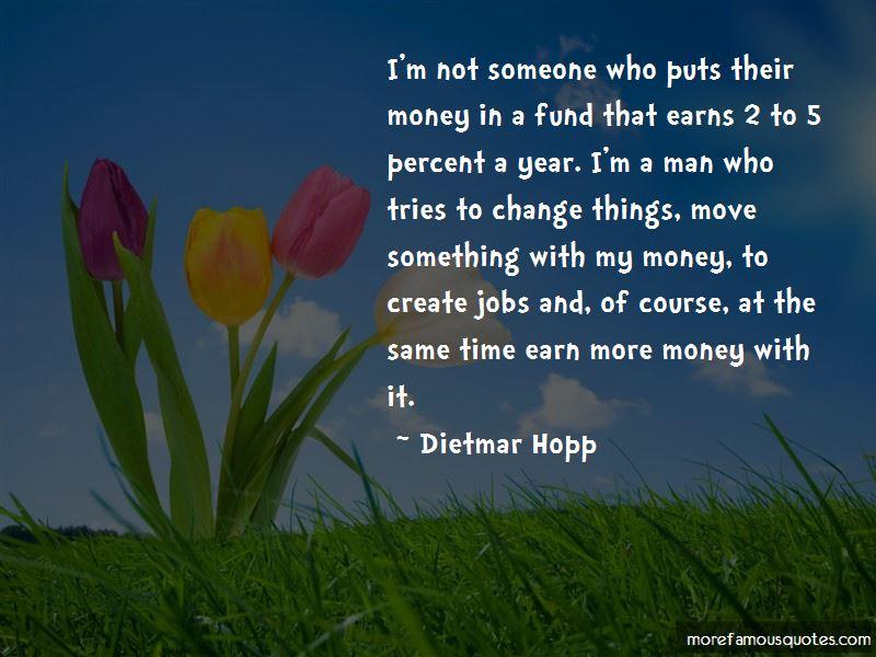 Dietmar Hopp Quotes Pictures 2