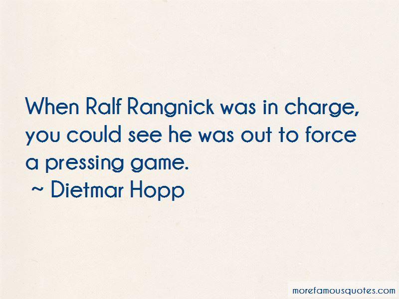 Dietmar Hopp Quotes Pictures 3