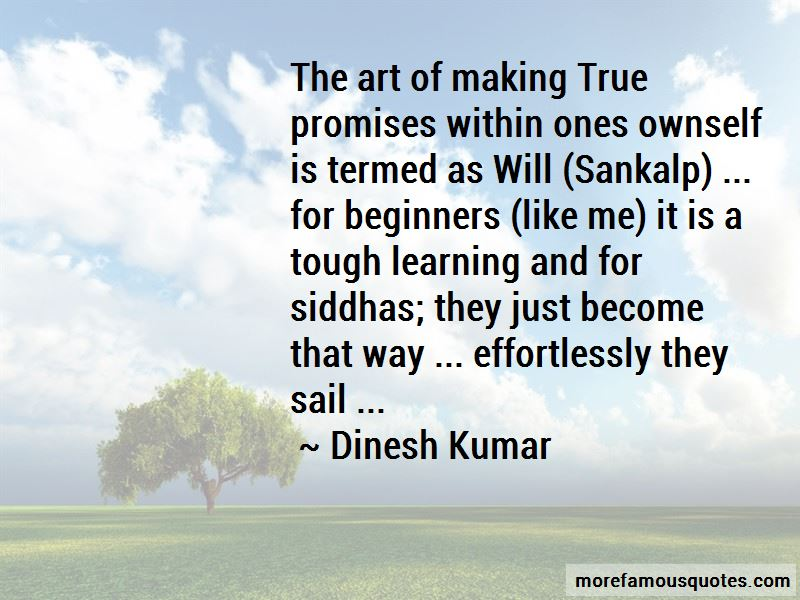 Dinesh Kumar Quotes Pictures 2