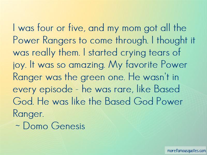 Domo Genesis Quotes Pictures 2
