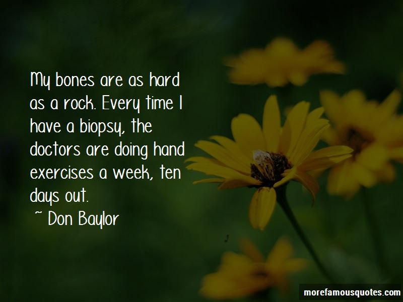 Don Baylor Quotes Pictures 3