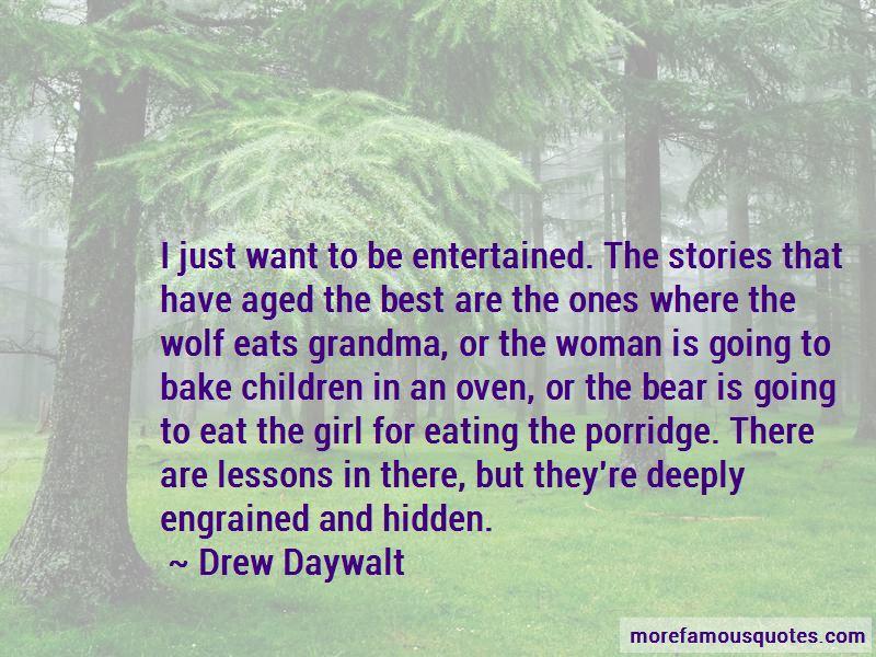 Drew Daywalt Quotes