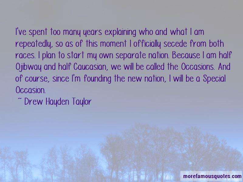 Drew Hayden Taylor Quotes Pictures 3