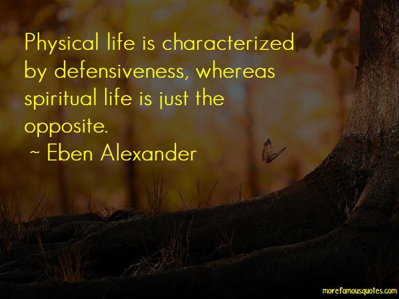 Eben Alexander Quotes Pictures 2