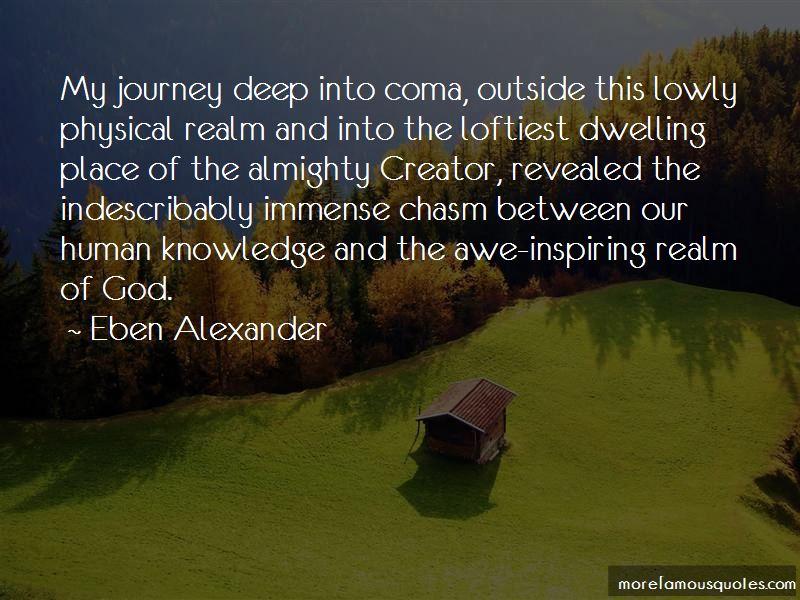 Eben Alexander Quotes Pictures 4