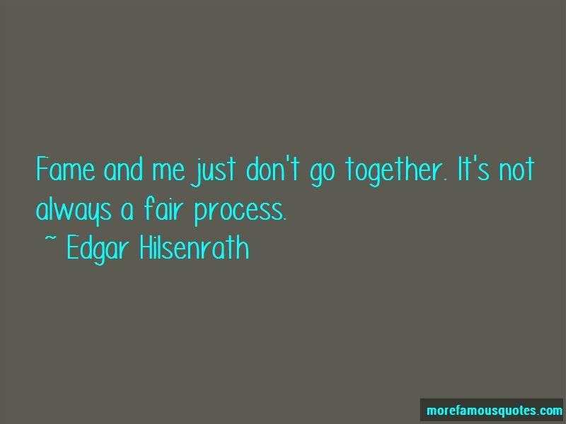 Edgar Hilsenrath Quotes