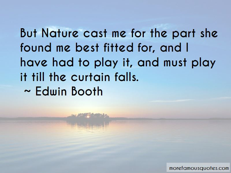 Edwin Booth Quotes Pictures 4