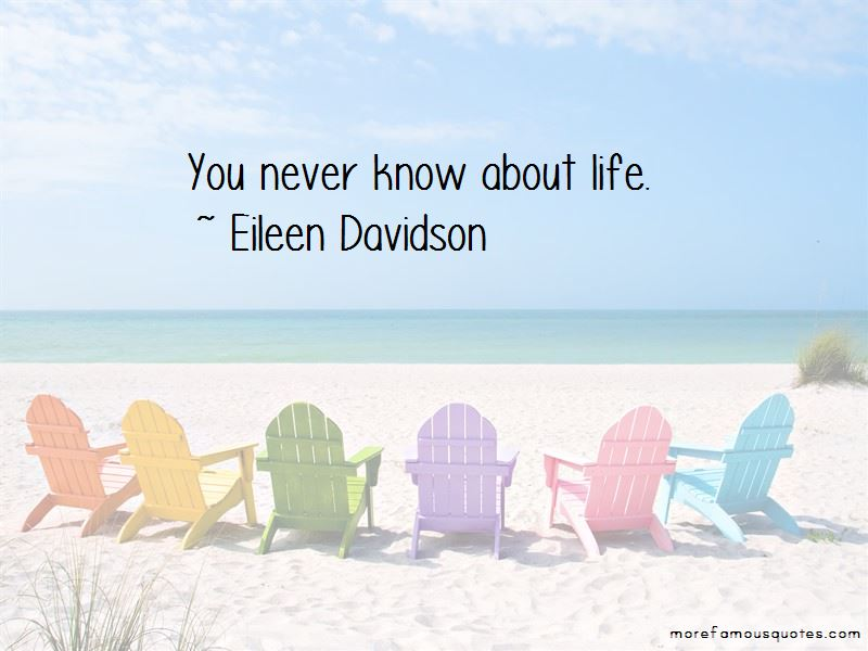 Eileen Davidson Quotes Pictures 2