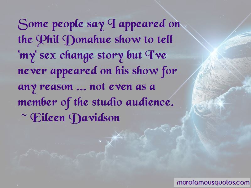 Eileen Davidson Quotes Pictures 3