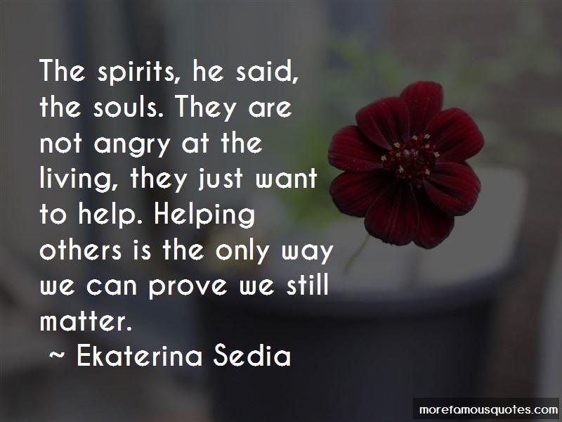 Ekaterina Sedia Quotes Pictures 3