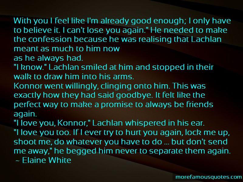 Elaine White Quotes Pictures 2