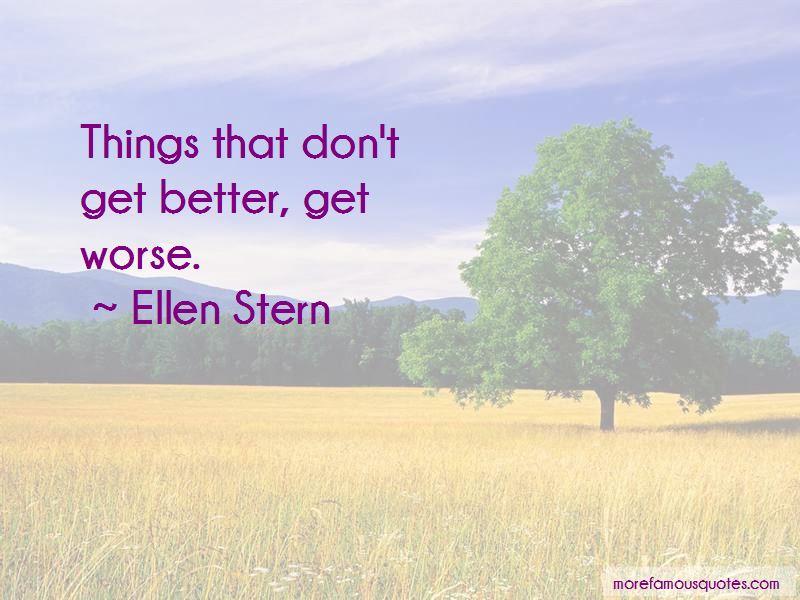 Ellen Stern Quotes Pictures 3