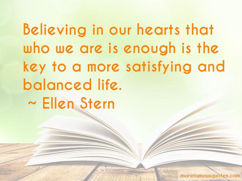 Ellen Stern Quotes